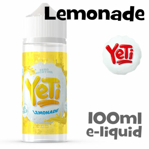Lemonade - Yeti e-liquid - 100ml