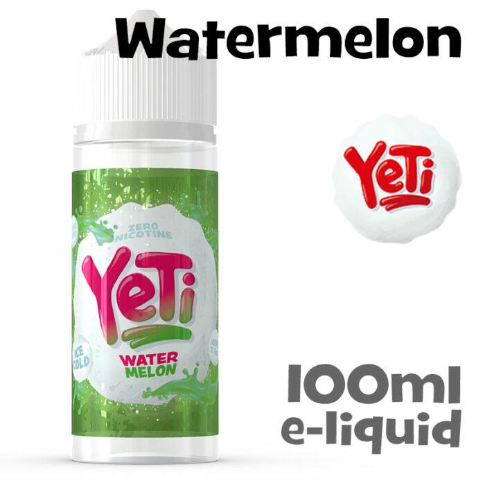 Watermelon - Yeti e-liquid 100ml