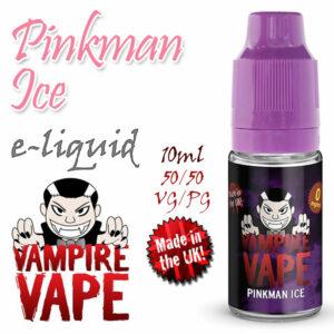 Pinkman Ice - Vampire Vape 40% VG e-Liquid - 10ml