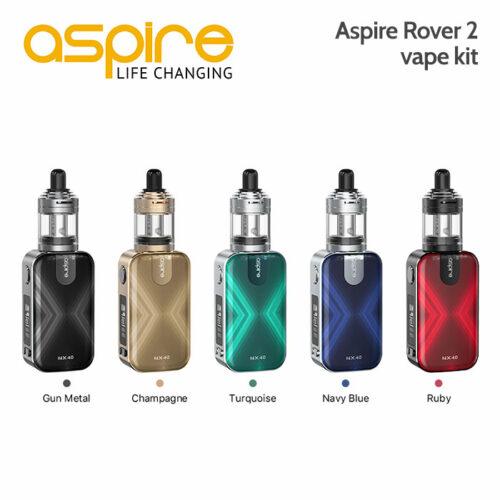 Aspire Rover 2 Vape Kit (2200mAh built-in battery)