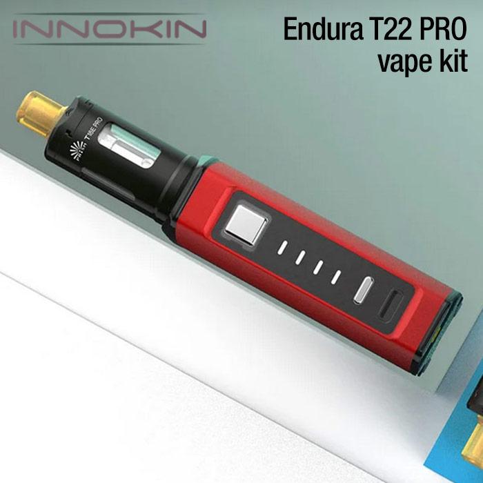 Innokin Endura T22 PRO vape kit (built in 3000mAh battery)